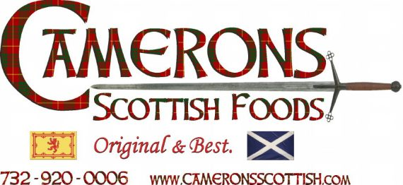 Cameron Scottish Foods Logo
