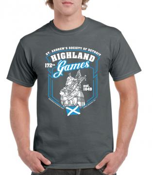 2021 Highland Games T-Shirt