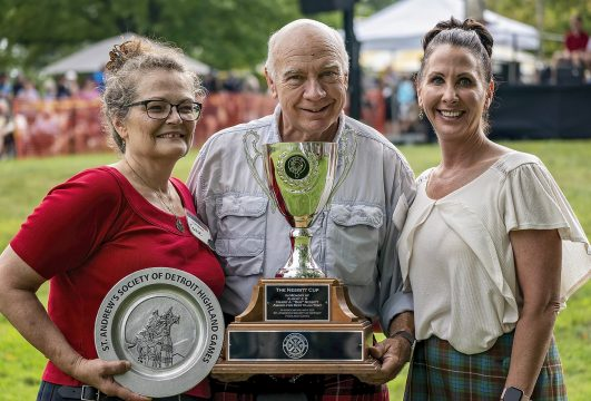 Clan - Winner of the Nesbitt Trophy